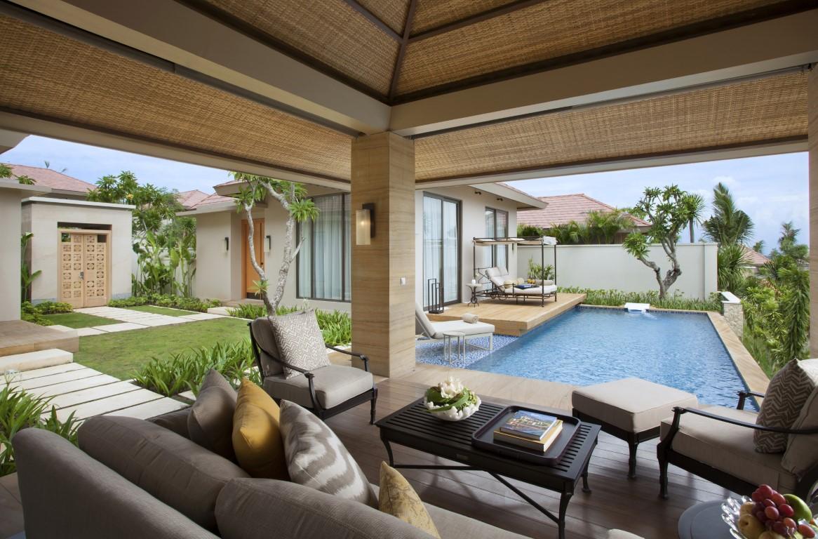 Family Villa - Gazebo - Muli Bali