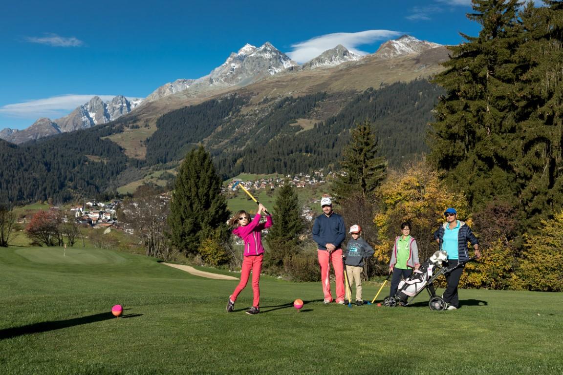 Golf Club Brigels Tiger Park