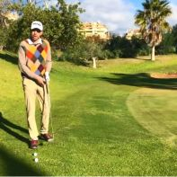 How to get more Backspin on your Chip Shots