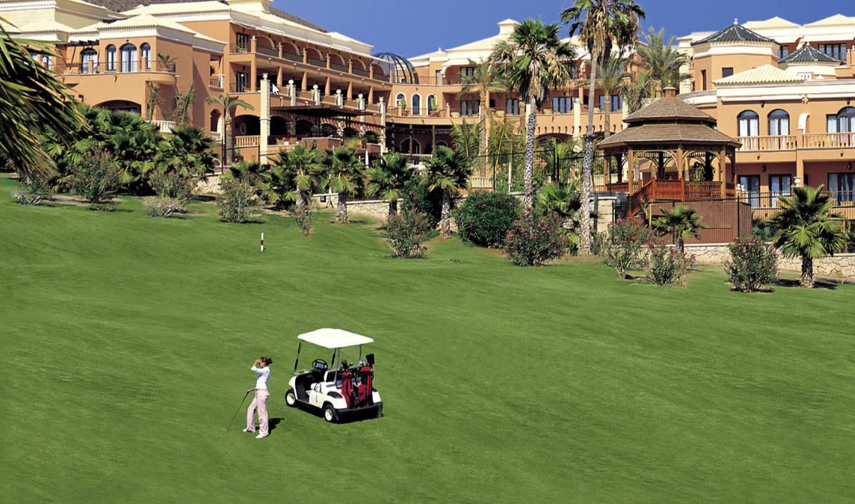 Hotel Las Madrigueras und Golf Las Américas