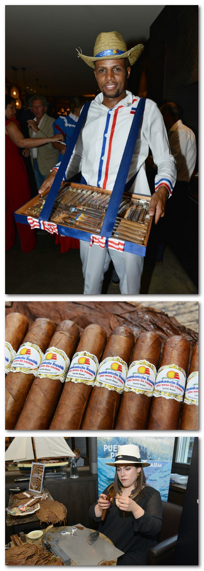 Kulinark Zigarren Dominikanische Republik