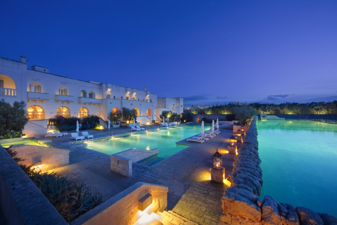 Borgo Eganzia - Pools