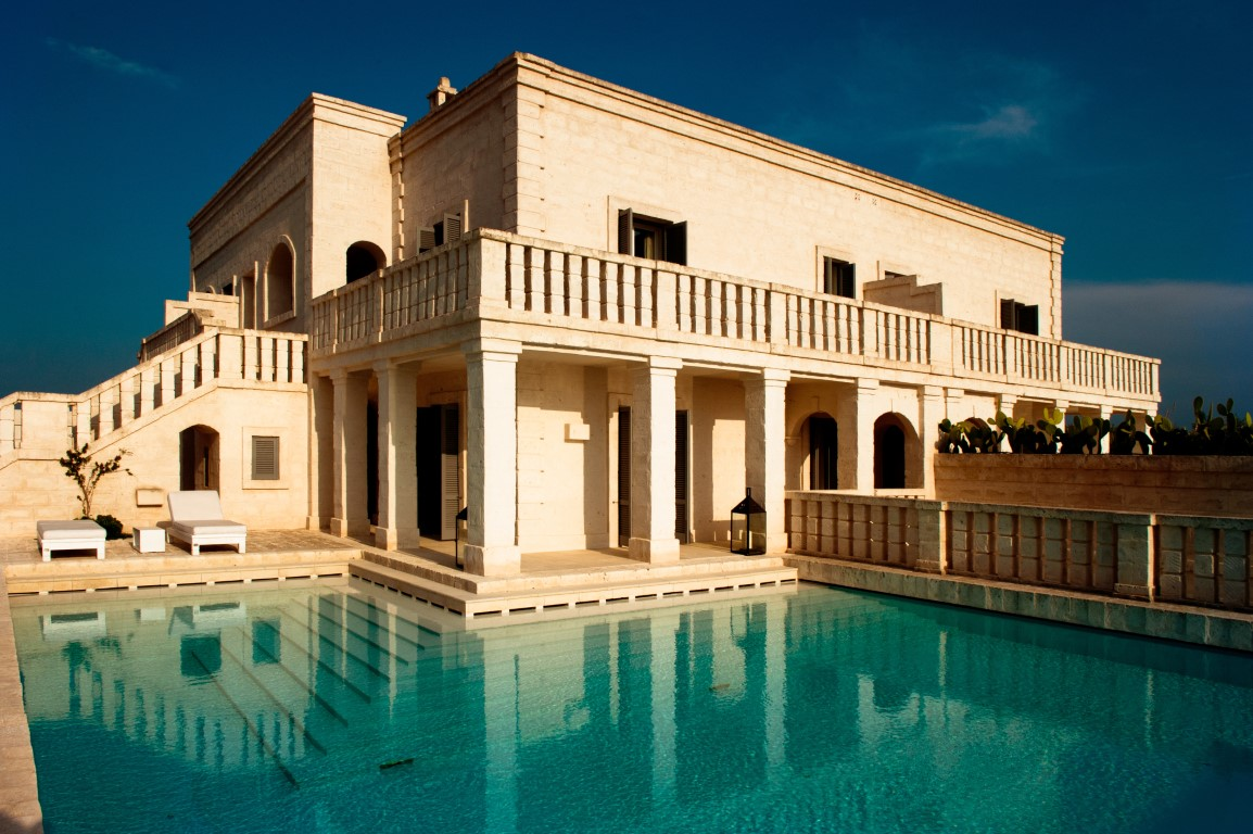 Borgo Eganzia - Villa