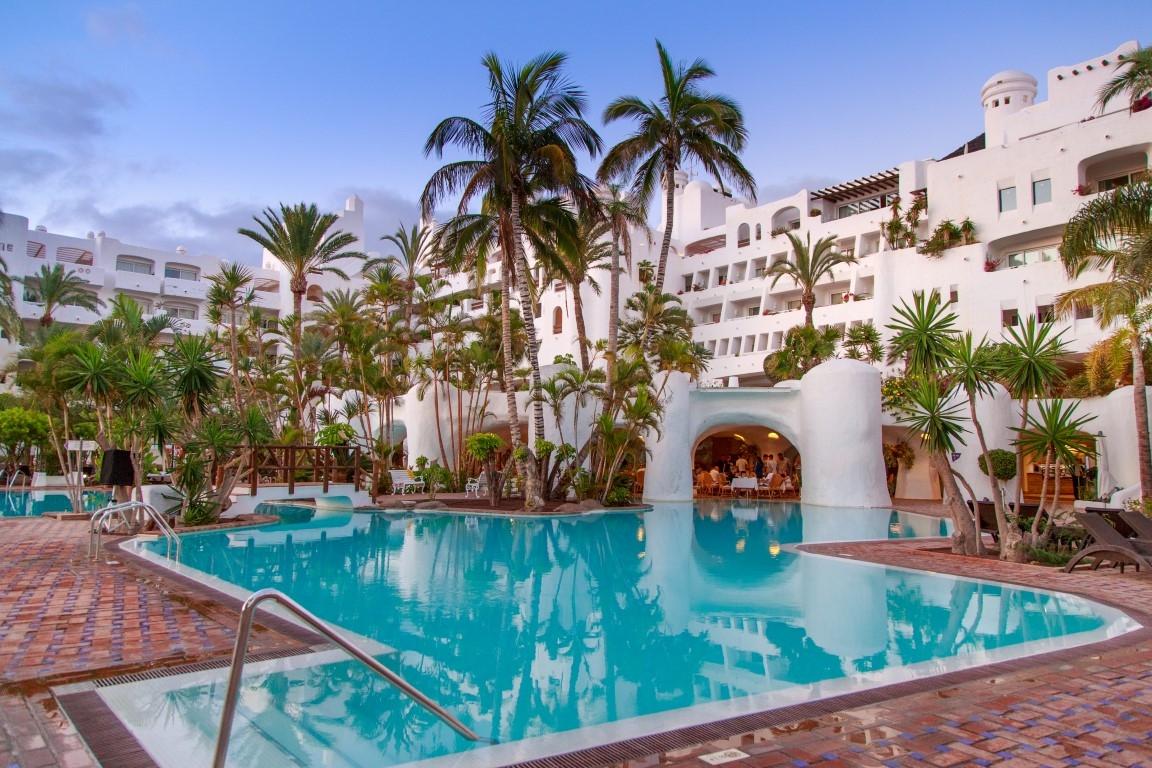 hotel jardin tropical der garten eden f r golfer auf