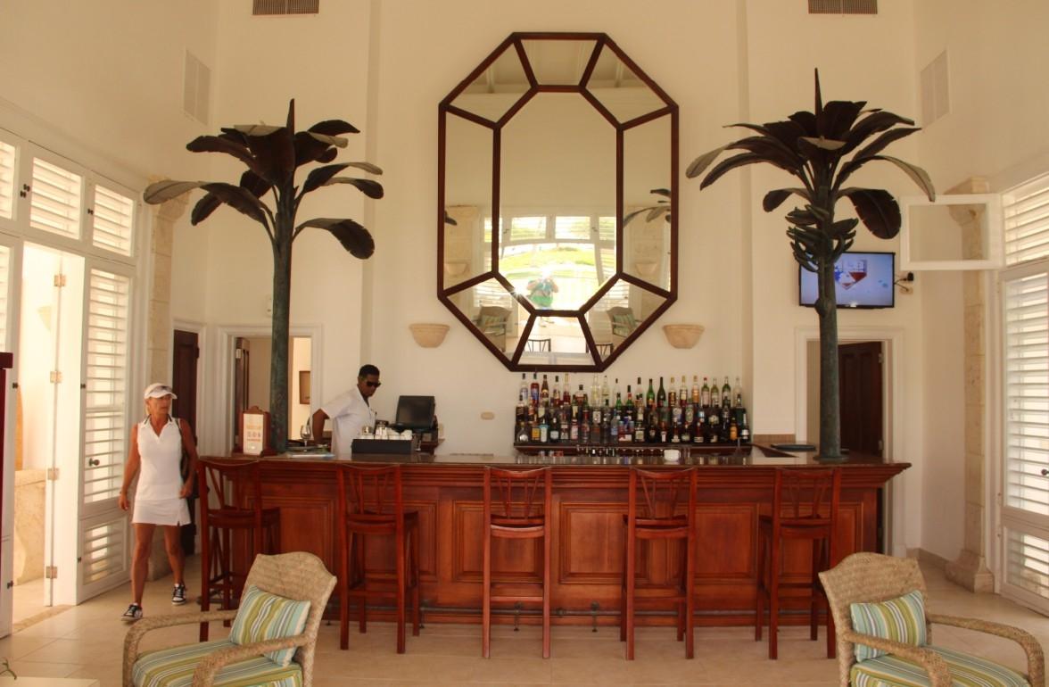 La Cana Bar im Clubhaus