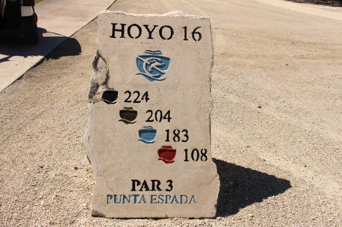 Punta Espada nicht für alle gleich lang