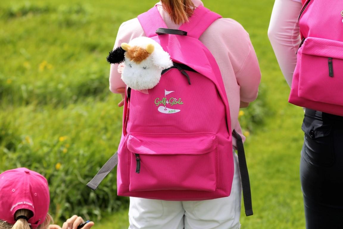 golf4Girls-Rucksack