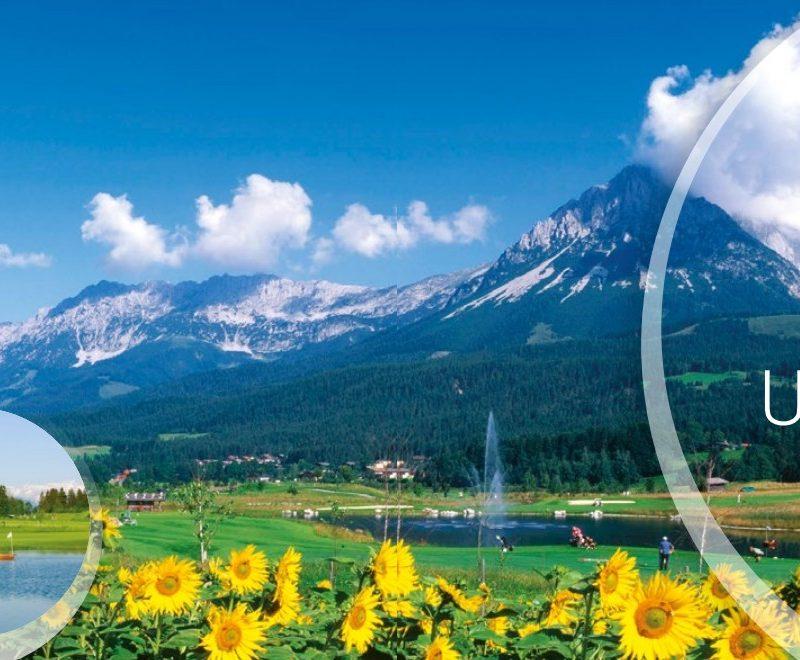 Wilder Kaiser Golfwelt