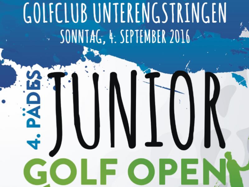 Pädes Junior Golf Open