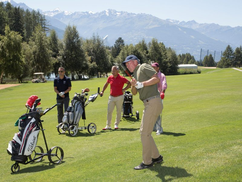 Swiss Deluxe Hotels Golf Trophy