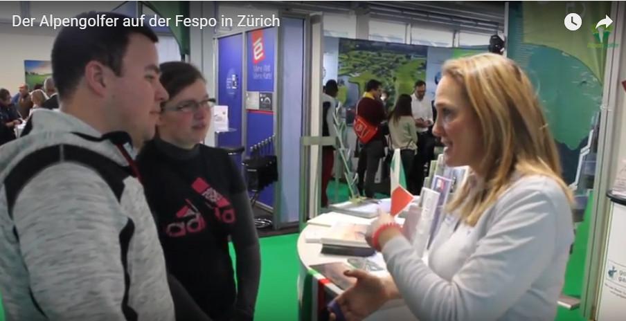 Alpengolfer Video