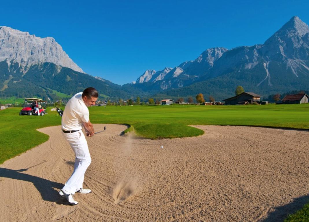 MOHR life resort Golf