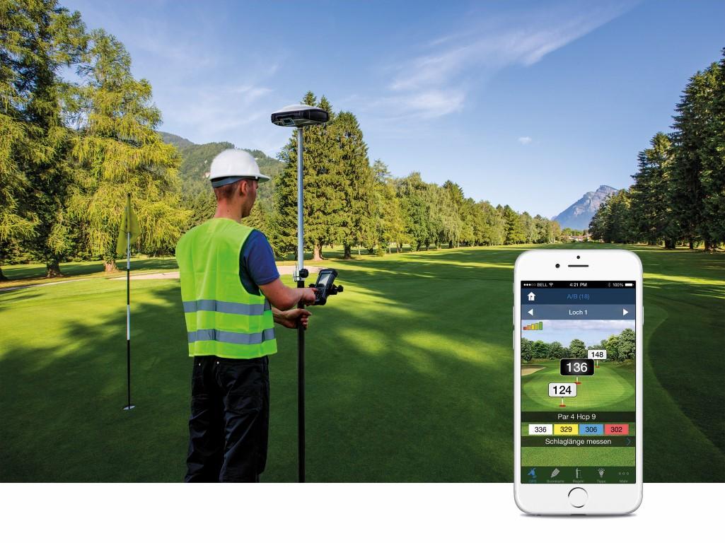 expert golf app genauigkeit