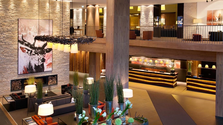 Kitzbühel Kempinski Hotel Das Tirol