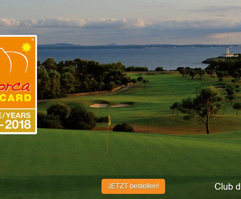 Mallorca Golfcard 2018