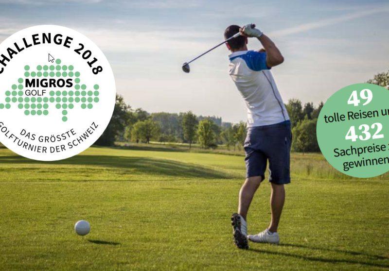 Migros Golfpark Challenge 2018