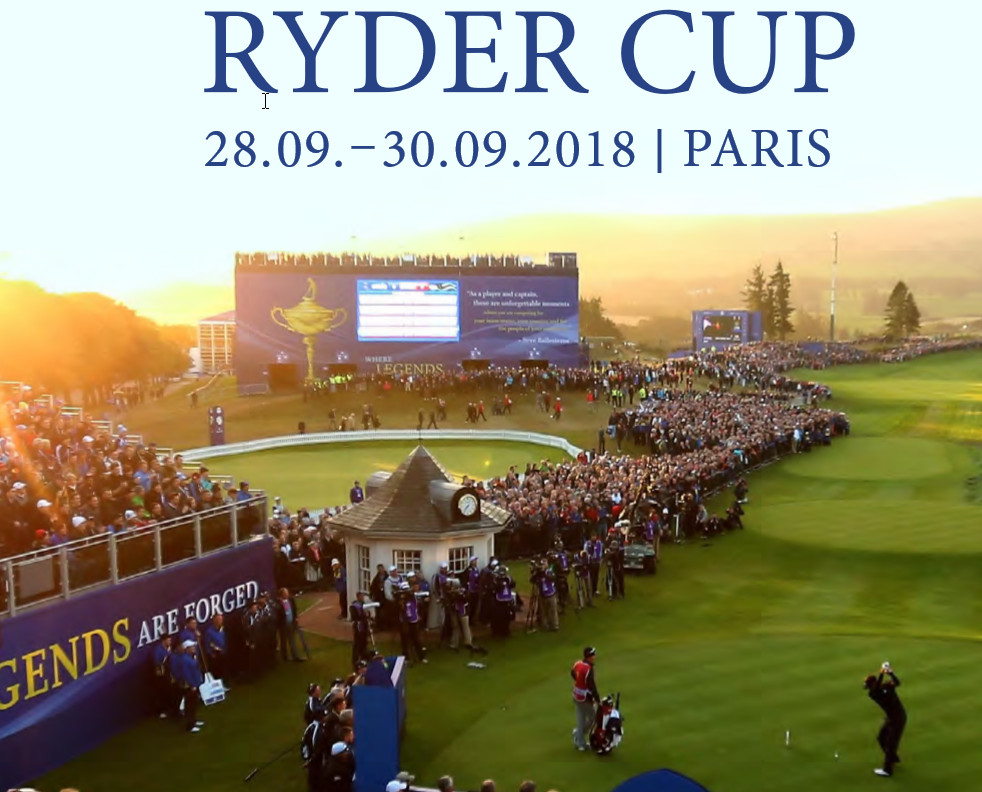 Ryder Cup 2018 mit golf.extra