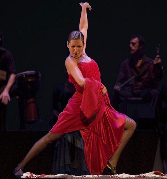 Abama Resort mit Flamenco-Tänzerin Sara Baras