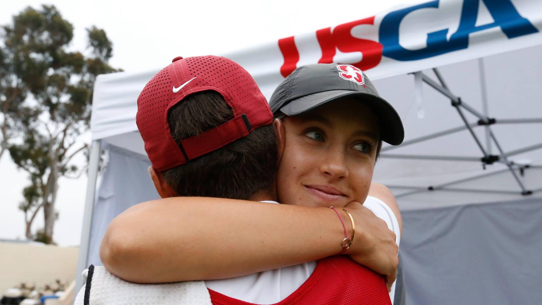 US Women's Amateur Championship Albane Valenzuela
