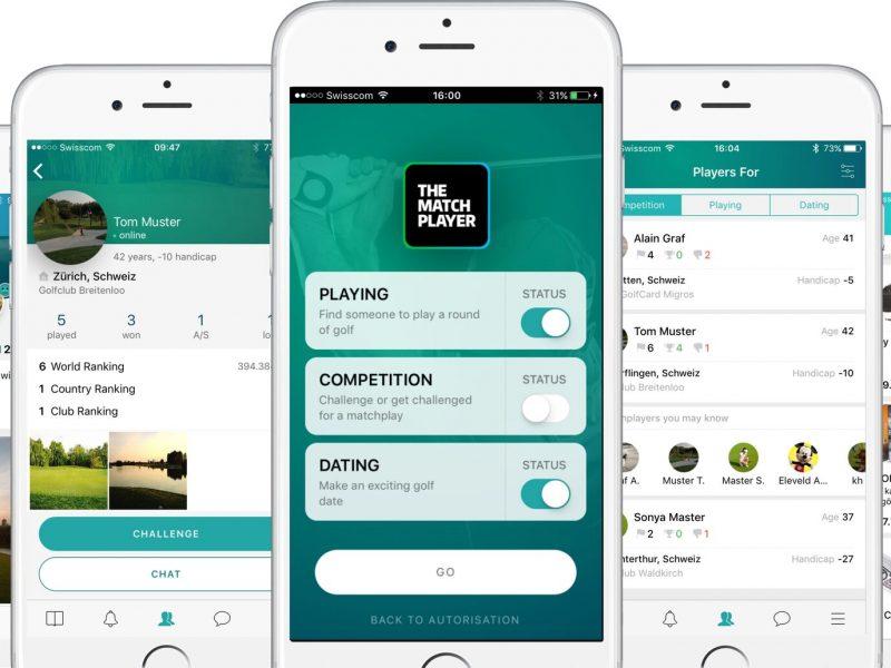 Machtchplayer App