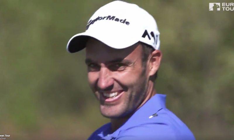 Edoardo Molinari Hole-in-One