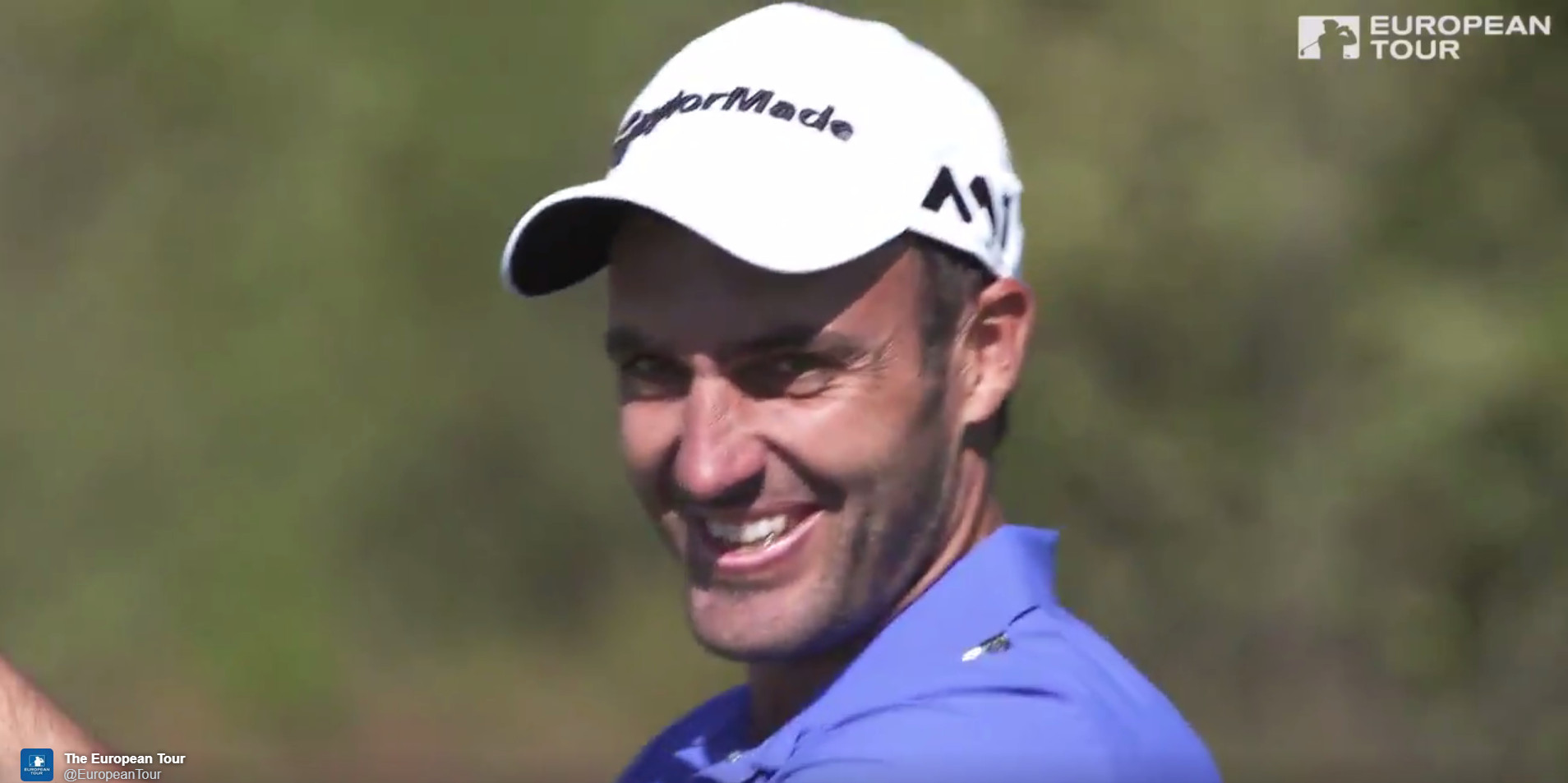 Edoardo Molinari Hole-in-One