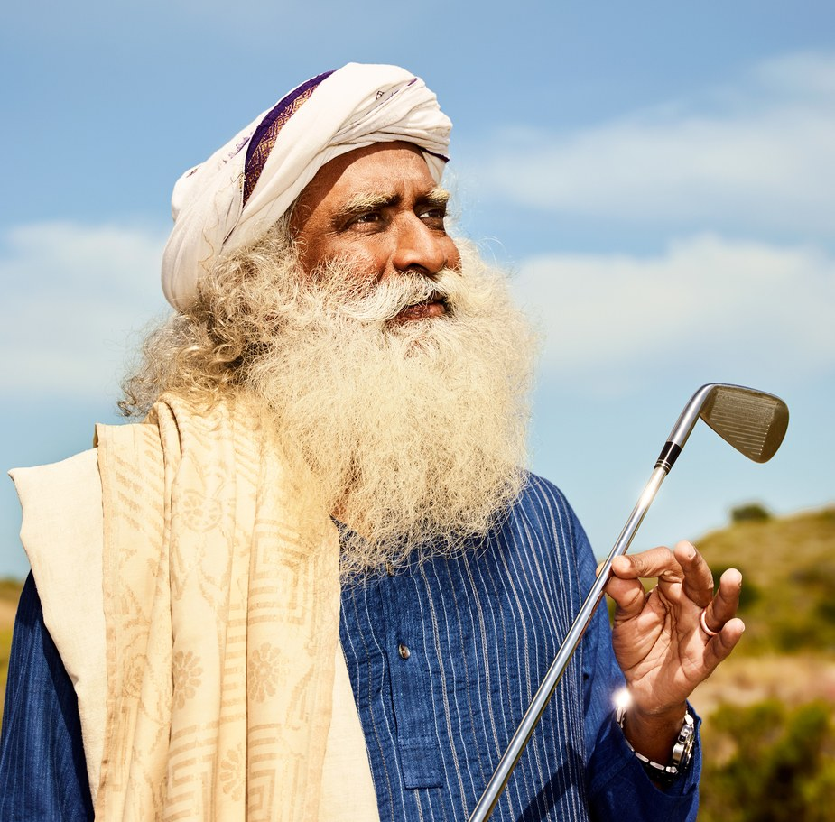 The Guru of Golf