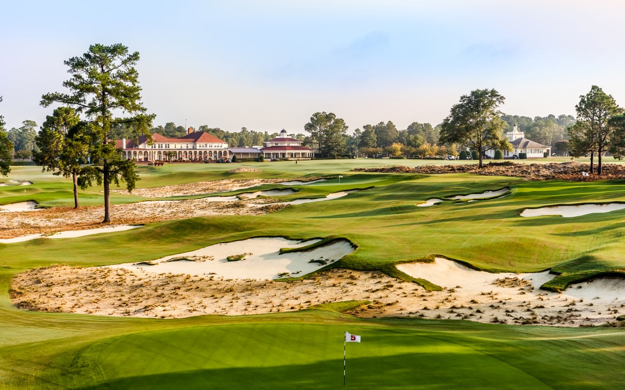 Pinehurst The Cradle
