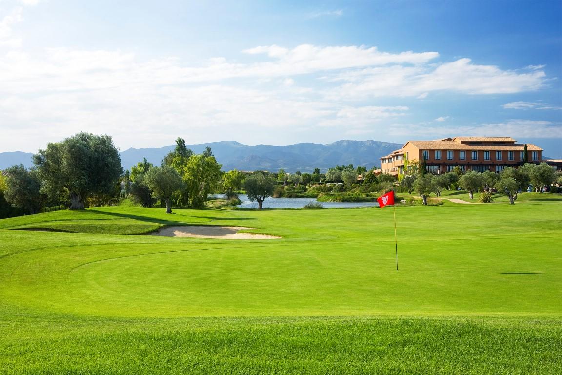 Golf Club Peralada #18