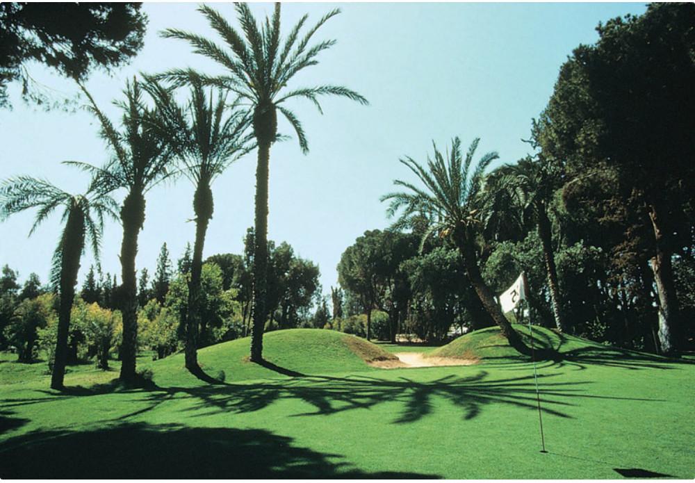 TOMBOUCTUR Royal Golf Marrakesch