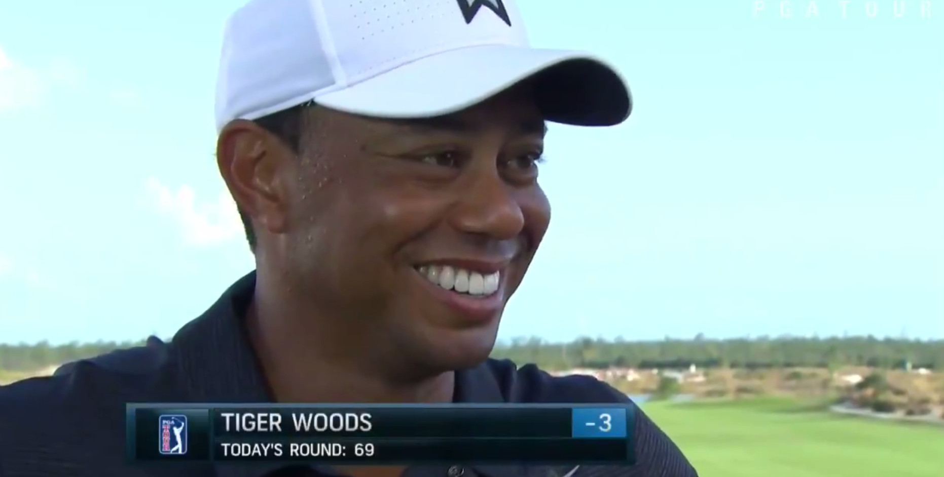 Tiger Woods Hero World Challenge 2017