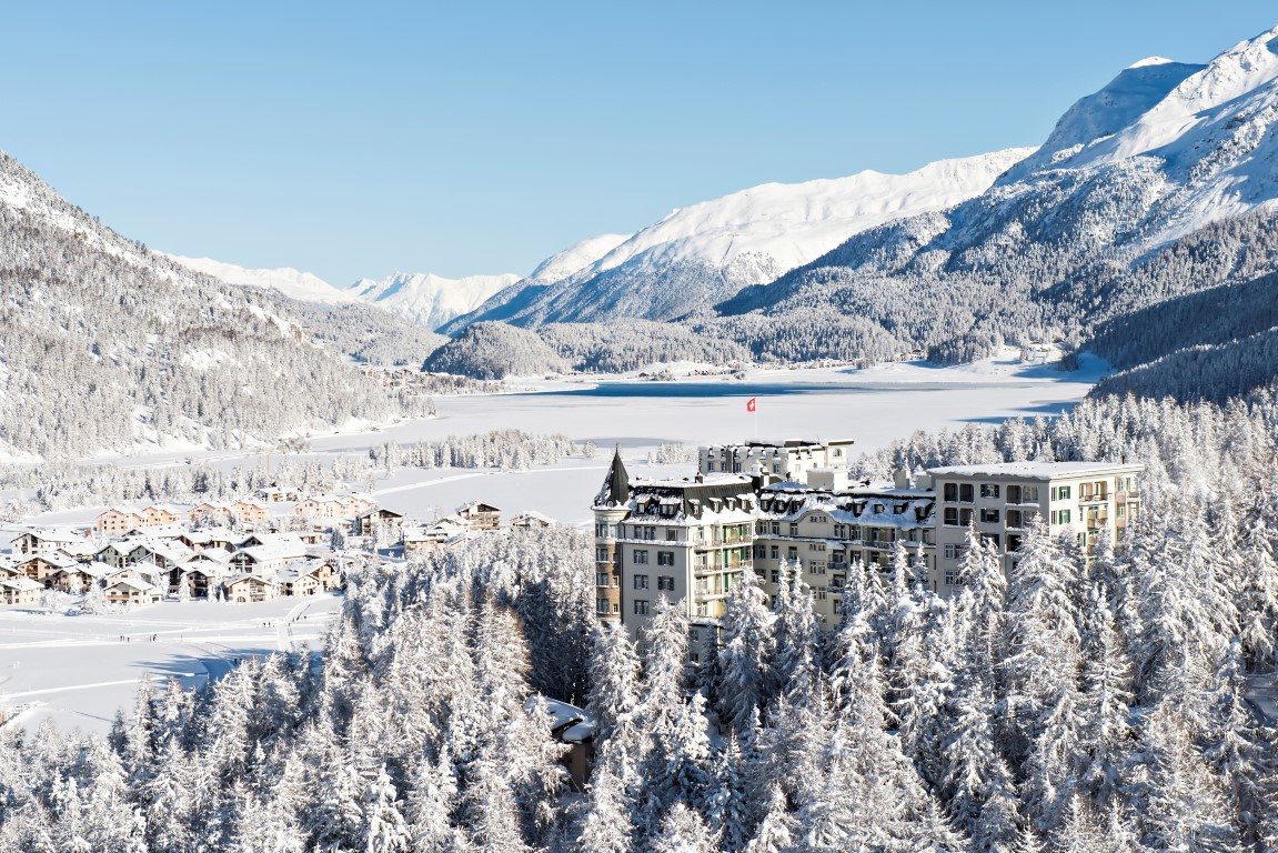 Hotel Waldhaus Sils Engadin
