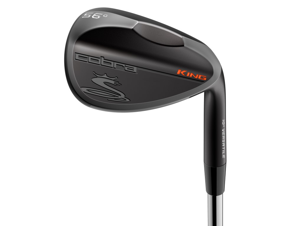 COBRA KING Black Wedge