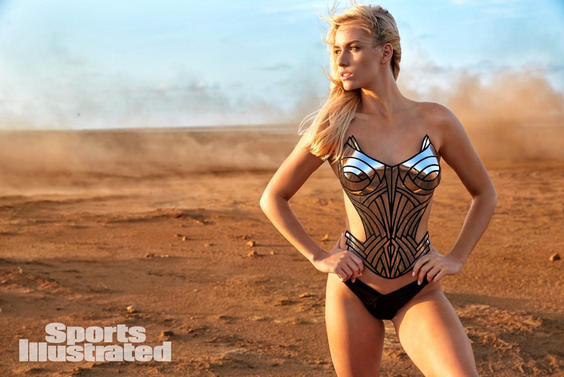 Paige Spiranac SI Swimsuite.