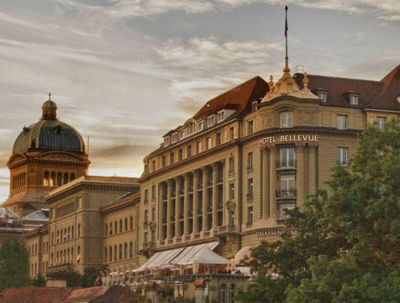 ASG Delegiertenversammlung im Hotel Bellevue Palace