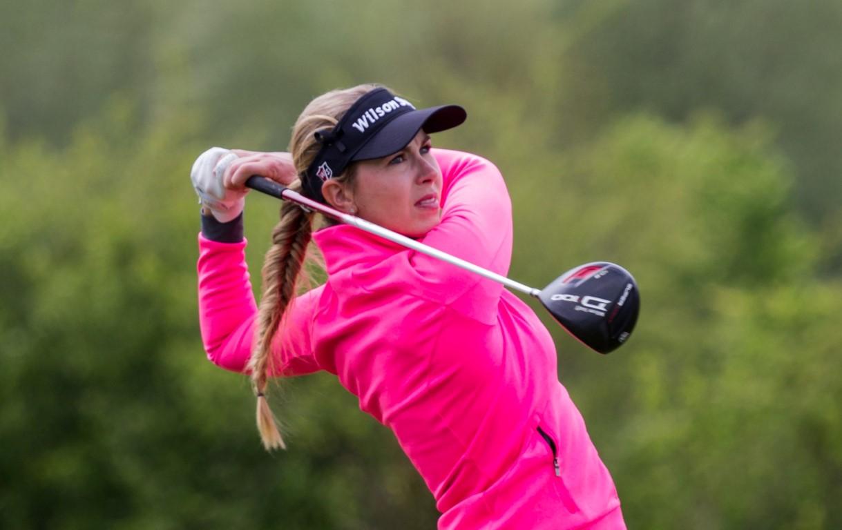 Linda Hendriksson VP Ban Ladies Open