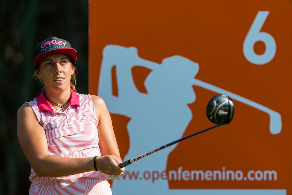 Anais Maggetti VP Bank Ladies Open