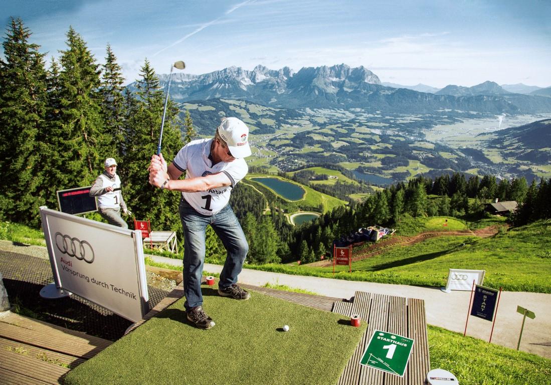 Golf Festival Kitzbühel