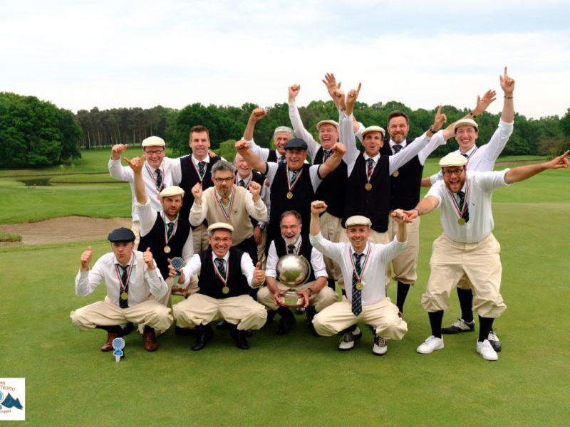 Lionel Freedman Hickory Trophy european team