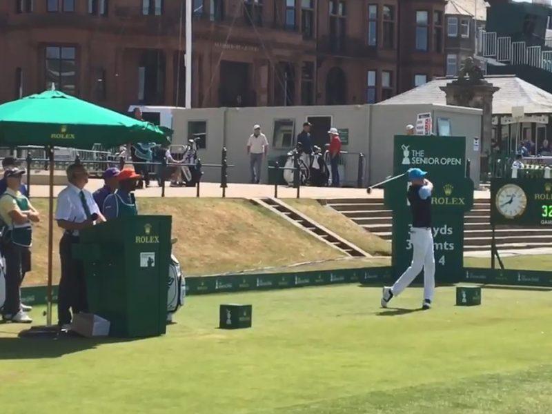 Senior Open St. Andrews 2018