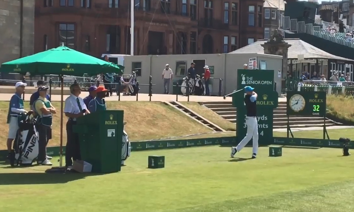 Senior Open St. Andrews 2018