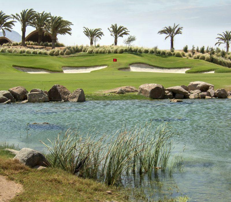Ayla Golf Club Jordanien