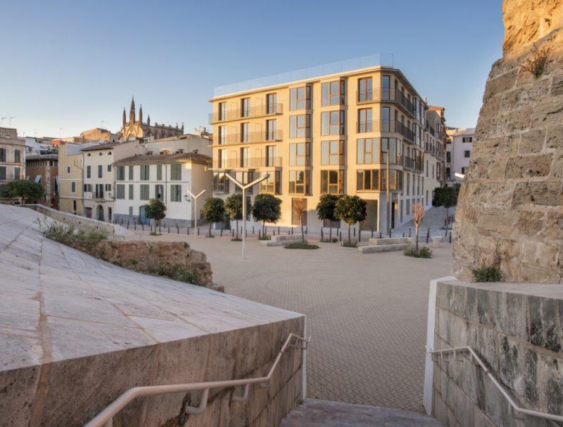 Hotel Es Princep Palma de Mallorca mit Dachterasse, Indoorpool und Sternekoch