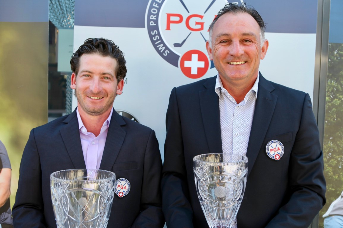 Swiss PGA Chamionship Winners 2018 Men Senior