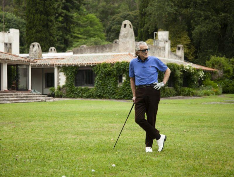 Dieter Meier Golf