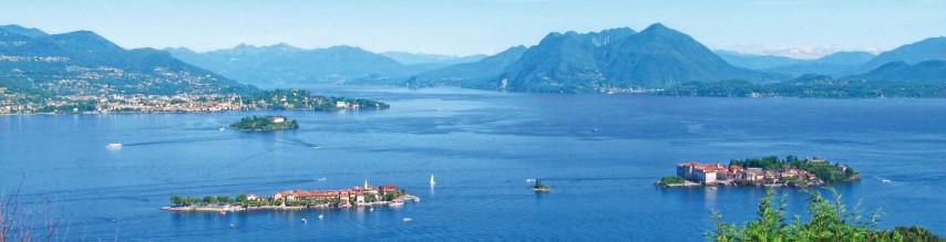 Lago Maggiore Golf Destination - Borromäische Inseln