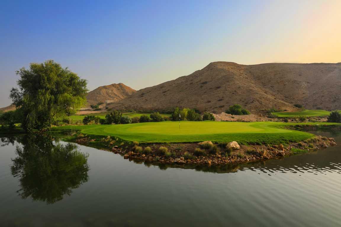 Ras Al Hamra Golf Club