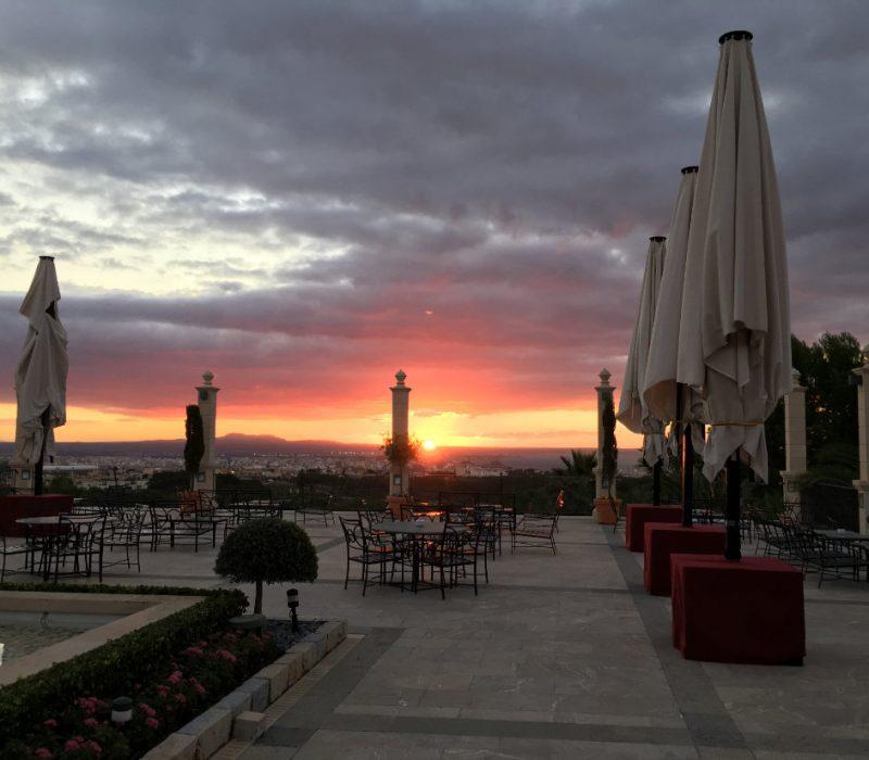 Frühstück Castillo Hotel Son Vida