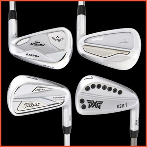 GolfDigest Hot List Players Irons
