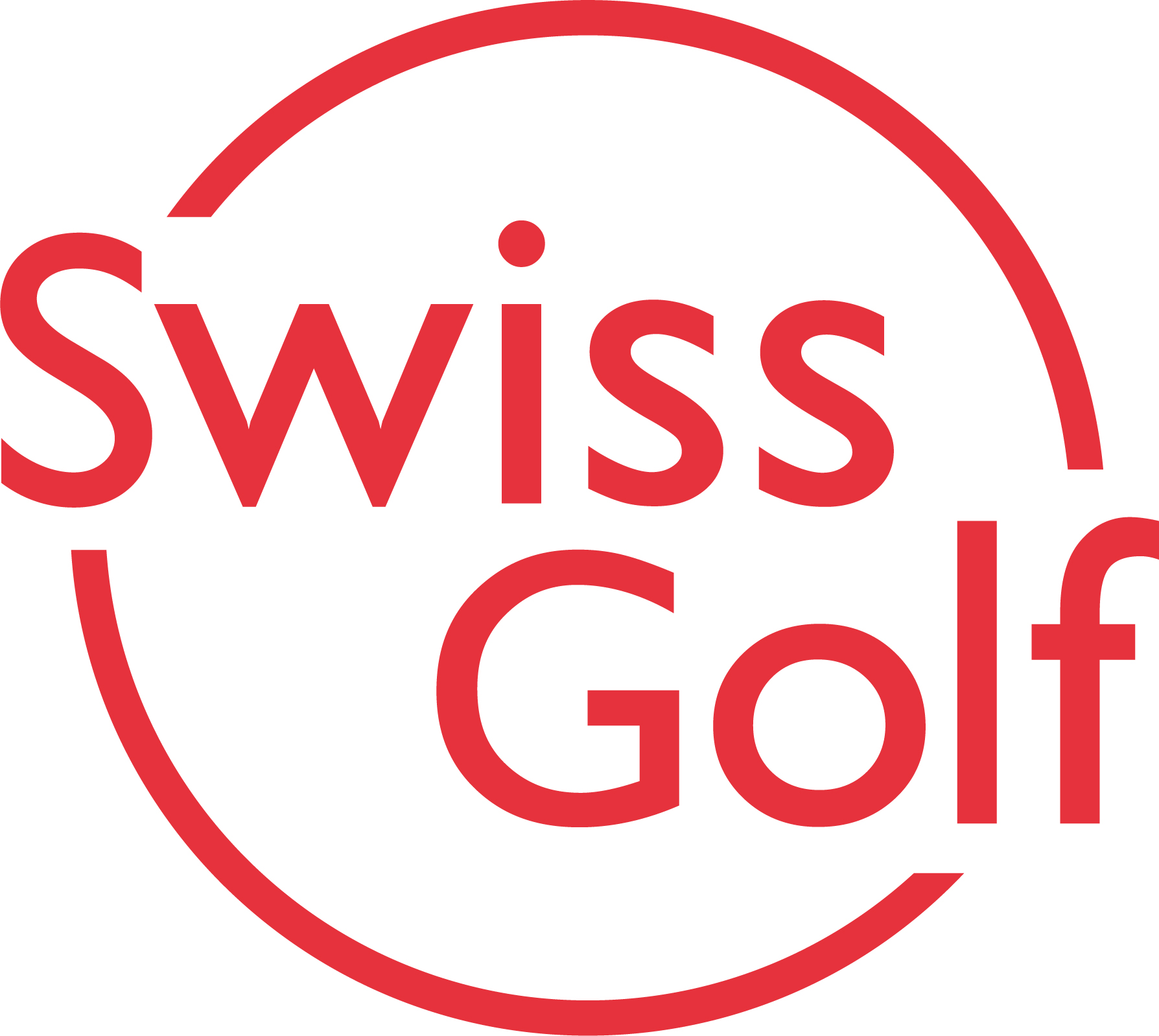 Logo Swiss Golf ASG